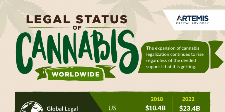Cannabis Industry Infographic